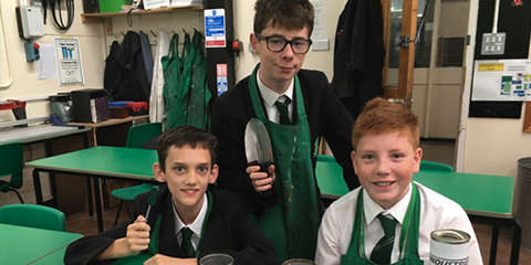 Y8 Plastics and the environment project