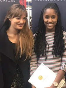 Music Bursary Award - Pupil with Nicola Benedetti